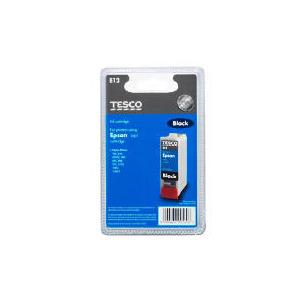 Photo of Tesco E12 Black Ink Ink Cartridge