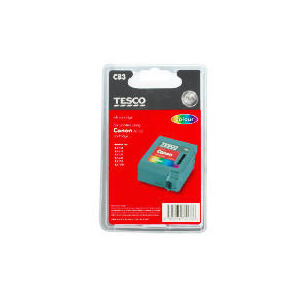 Photo of Tesco C83 Colour Ink Ink Cartridge