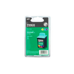 Photo of Tesco L51 Colour Ink Ink Cartridge