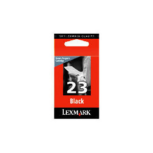 Photo of Lexmark 23 Black Ink Ink Cartridge