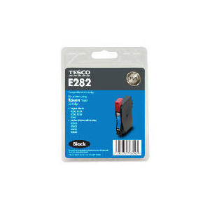 Photo of Tesco E282 Black Ink Ink Cartridge