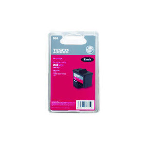 Photo of Tesco D34 Black Ink Ink Cartridge