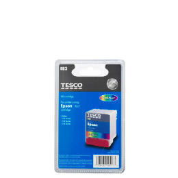 Tesco E82 colour ink Reviews