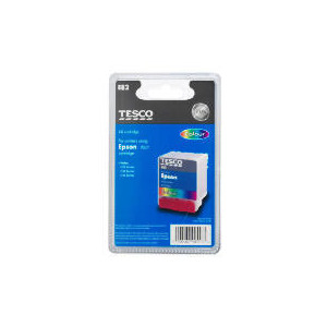 Photo of Tesco E82 Colour Ink Ink Cartridge