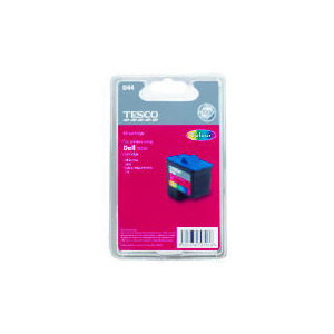 Photo of Tesco D44 Colour Ink Ink Cartridge
