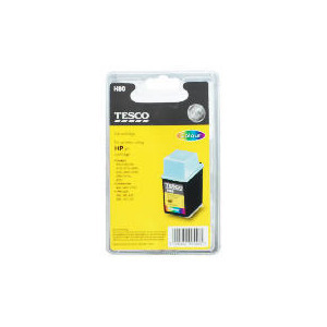 Photo of Tesco H80 Colour Ink Cartridge