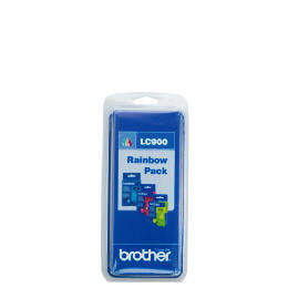 Brother LC900 tri-coliur ink Reviews