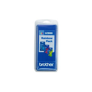 Photo of Brother LC900 Tri-Coliur Ink Ink Cartridge