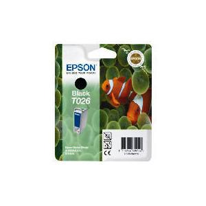 Photo of Epson T026 Black Ink Ink Cartridge
