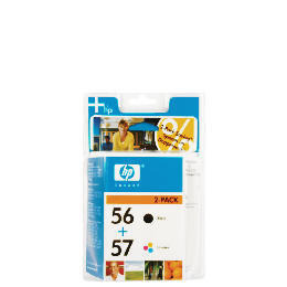 HP 56 & 57 black ink Reviews