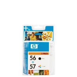HP 56 & 57 black ink Reviews
