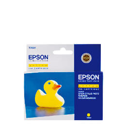 Epson T0554 yellow ink Reviews