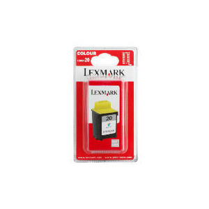 Photo of Lexmark 20 Colour Ink Ink Cartridge
