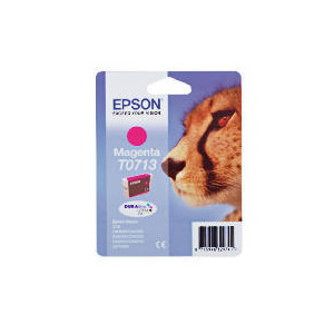 Photo of Epson T0713 Magenta Ink Ink Cartridge