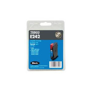 Photo of Tesco E242 Black Ink Ink Cartridge