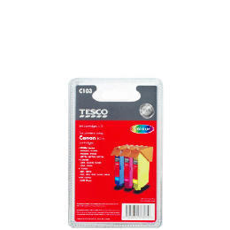 Tesco C103 mulitpack ink Reviews