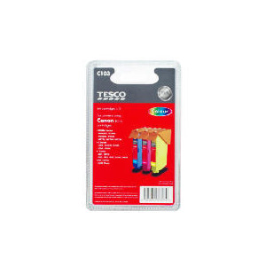 Photo of Tesco C103 Mulitpack Ink Ink Cartridge