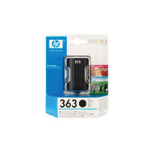Photo of HP 363 Black Ink Ink Cartridge
