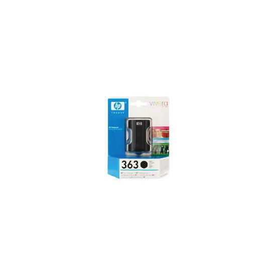 HP 363 black ink
