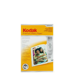 Kodak 6x4 premium photo paper 60 sheets Reviews