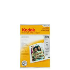 Kodak 6x4 premium photo paper 60 sheets Reviews