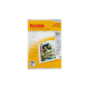 Photo of Kodak 6X4 Premium Photo Paper 60 Sheets Photo Paper
