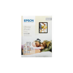 Photo of Epson A4 Glossy Photo Paper 20 Sheets Photo Paper