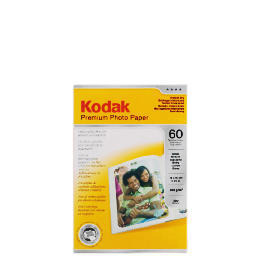 Kodak 6x4 photo paper 100 sheets Reviews