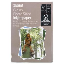 Tesco 6x4 photo paper 50 sheets Reviews