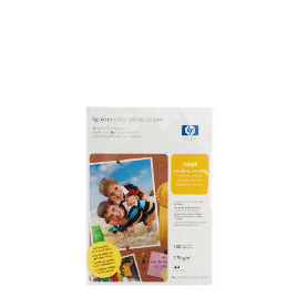 HP A4 everyday photo paper 100 sheets Reviews