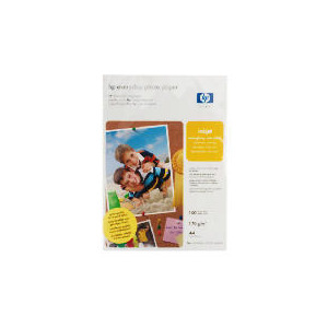 Photo of HP A4 Everyday Photo Paper 100 Sheets Photo Paper