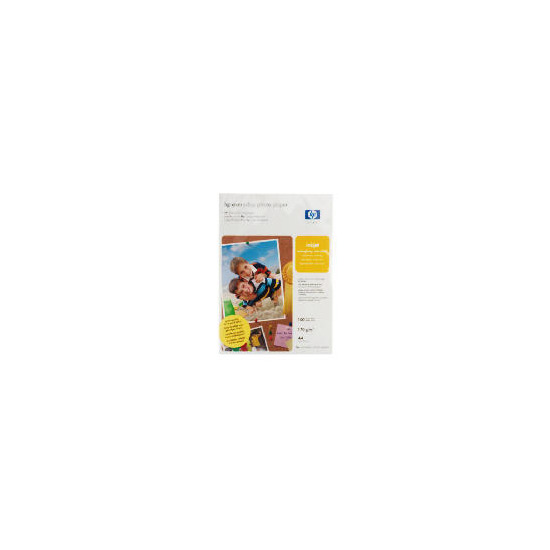 HP A4 everyday photo paper 100 sheets