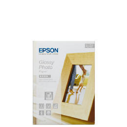 Epson 7x5 glossy photo paper 40 sheets Reviews