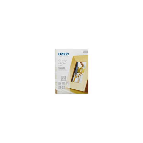 Epson 7x5 glossy photo paper 40 sheets