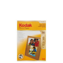 Kodak A4 photo paper 50 sheets Reviews