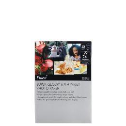 Tesco Finest 6x4 photo paper 50 sheets Reviews
