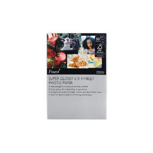 Photo of Tesco Finest 6X4 Photo Paper 50 Sheets Photo Paper