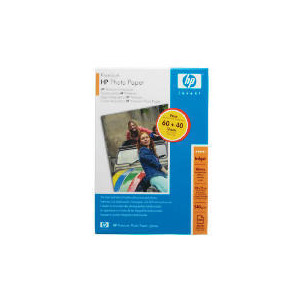 Photo of HP 6X4 Premium Photo Paper 100 Sheets Stationery