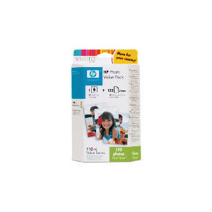 Photo of HP 110 Series Photo Pack Photo Paper