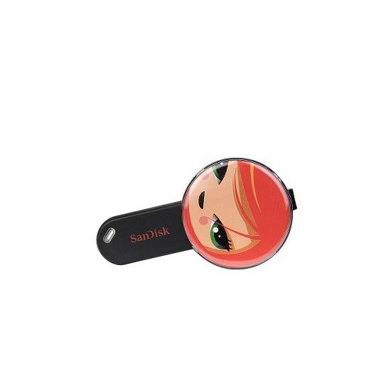 SanDisk Cruzer Snap Girl 4GB Flash Drive
