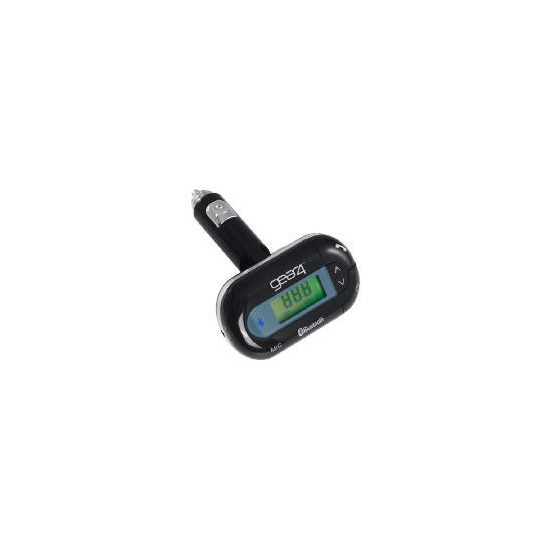 Gear4 BluFM - fm transmitter, bluetooth with Handsfree