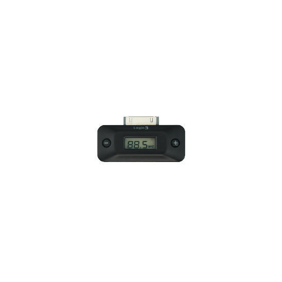 Logic3 FM transmitter