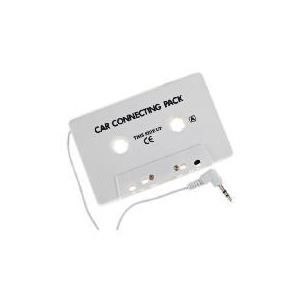 Photo of Technika IP-407 iPod/MP3  Cassette Adapter iPod Accessory