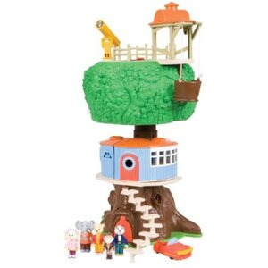 Photo of Rupert Tree House Toy