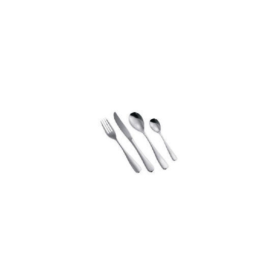 Tesco forged round cutlery set 24 pieces