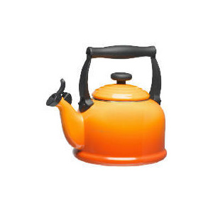Photo of Le Creuset Traditional Kettle Volcanic Kettle