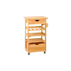 Photo of Compact Kitchen Trolley Kitchen Accessory