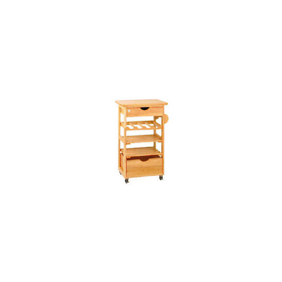 Compact Kitchen Trolley