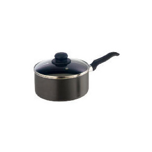 Photo of Tesco Aluminium Non Stick Saucepan 20CM Cookware