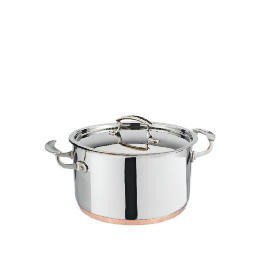 Tesco Finest Copper Base Stockpot Reviews